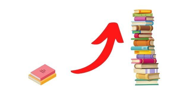 読書は質より量を重視