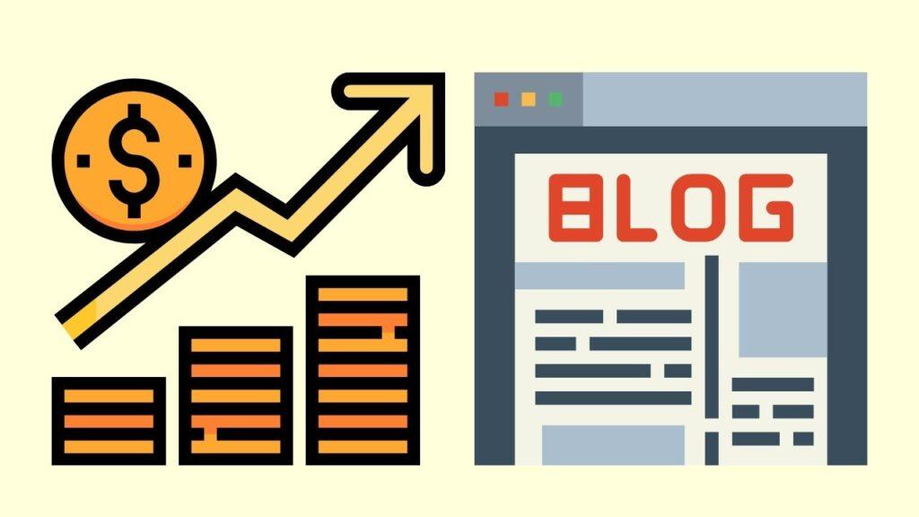ブログ運営の収益